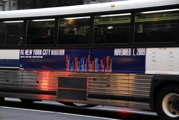 NYCM autobus