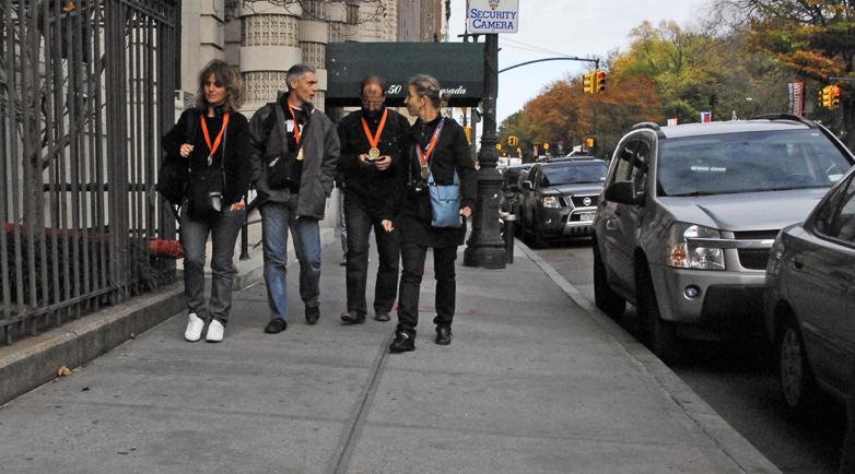 Bohaterowie Nowego Jorku...