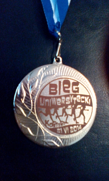 Pamiątkowy medal