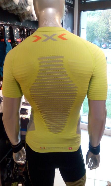Panel termiczny - na plecach